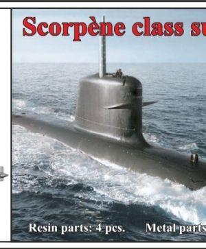 Scorpène class submarine