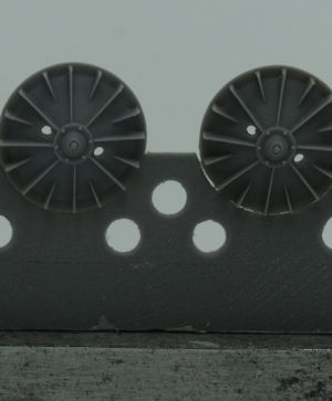 1/72 Idler wheel for Pz.II, type 1