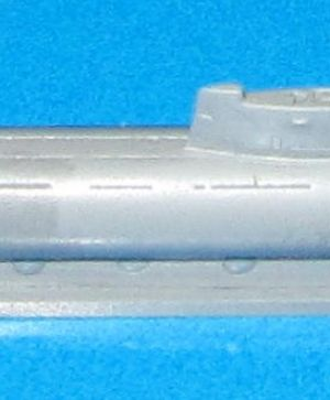 1/700 Soviet submarine project 641 B Som with Pelamida towed array sonar (NATO name Tango)