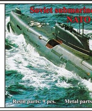 Soviet submarine project 651 (NATO name Juliett)