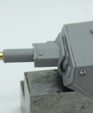 1/72 Turret for Pz.IV, Ausf. H