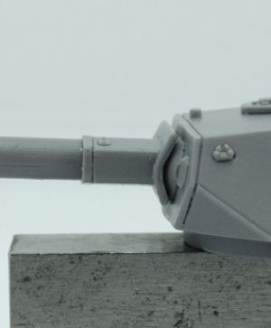 1/72 Turret for Pz.IV, Ausf. J
