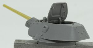 1/72 Turret for T-34-76 mod. 1941, welded