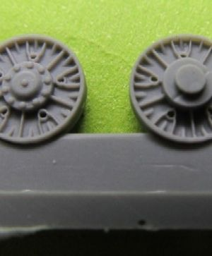 1/72 Wheels for IS-2/3/4 and T-10,Type 1