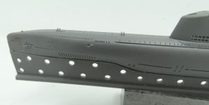 1/700 Soviet submarine project 629 (NATO name Golf I)