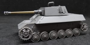 1/72 German Medium Tank Pz.III/IV, Ausf.B