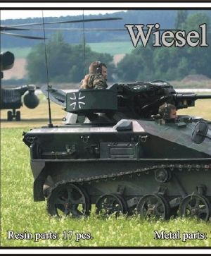 German  Armoured Weapons Carrier Wiesel Mk.20