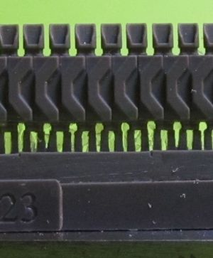 1/72 Tracks for M4 family, T48 with extended end connectors type 3