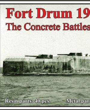 Fort Drum 1941- The concrete battleship