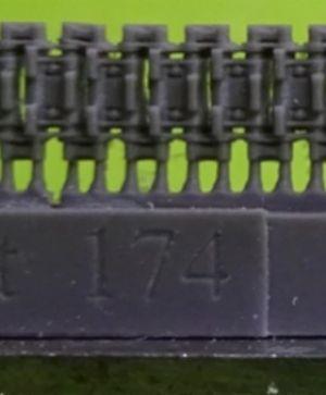 1/72 Tracks for M3/5 family, T36E6
