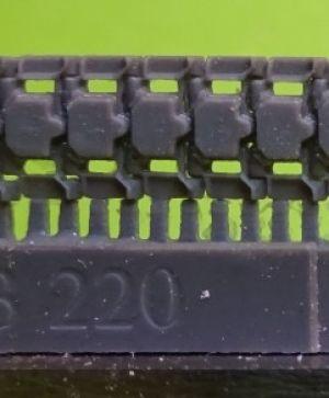 1/72 Tracks for M113, T130E1