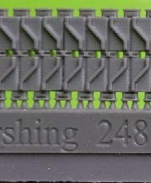 1/72 Tracks for M26 Pershing, T80E1