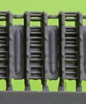 1/72 Tracks for Tiger II,Jagtiger,E50,E75,Lowe, transport Gg24/600/300 type 2